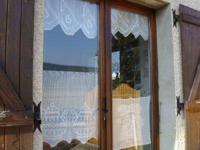 gallery of rideau porte fenetre u tours with rideau porte fenetre. Black Bedroom Furniture Sets. Home Design Ideas